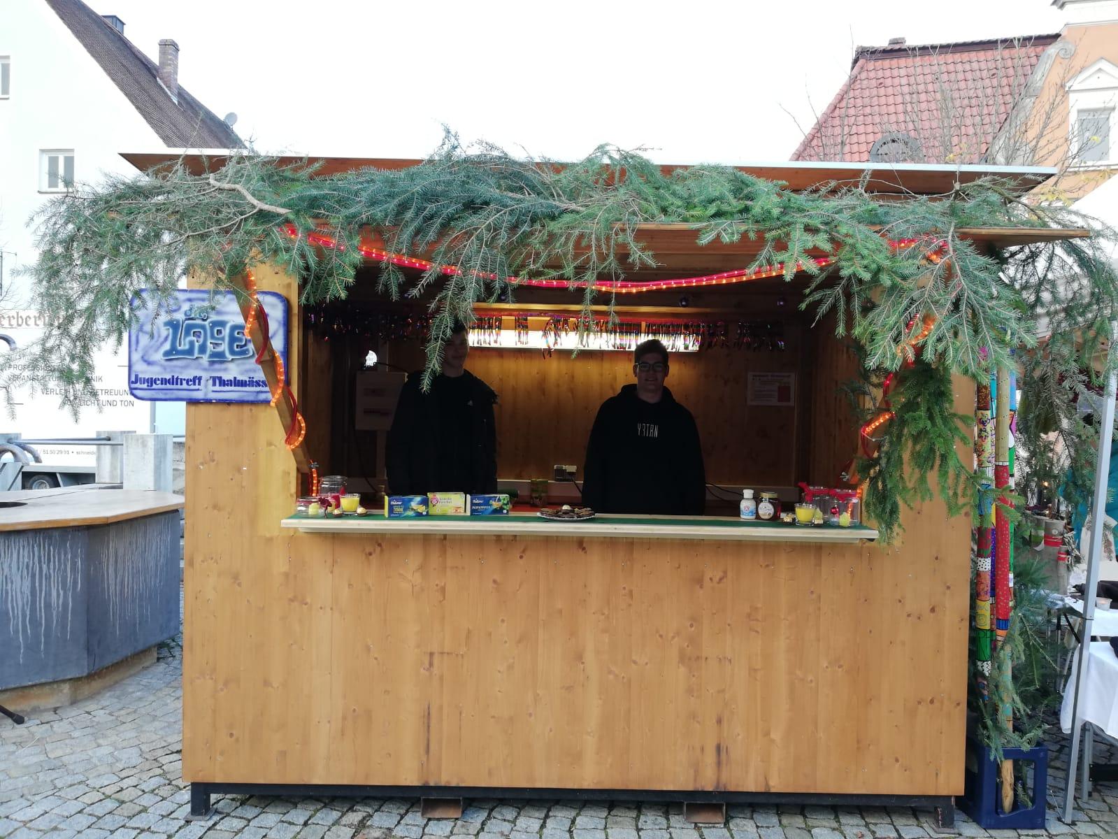 Weihnachtsmarkt am 30.11.2019