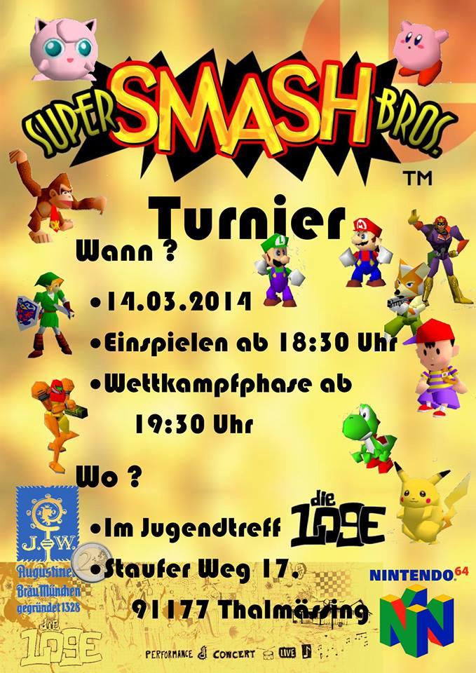 Super Smash Tunier